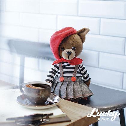 Lucky Kiki: Утро в Париже 25 см