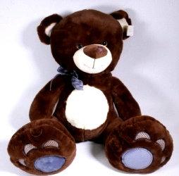 Мягкая игрушка, Медведь коричневый 70 см.