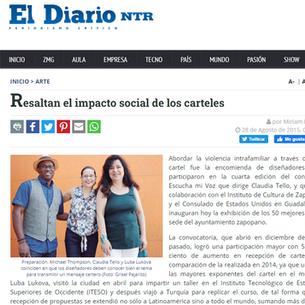 Resaltan el impacto social de los carteles