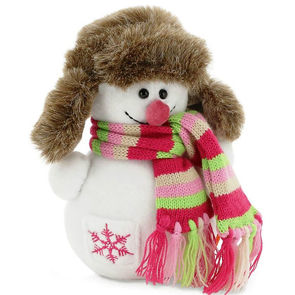 Снеговик 30 см.