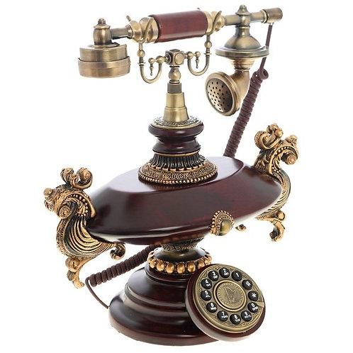 Интерьерный телефон в стиле ретро