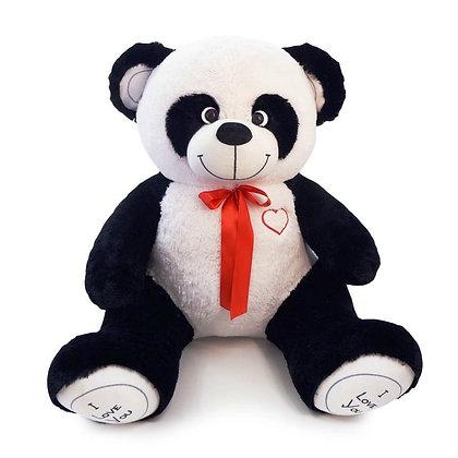 Панда Кузя 145 см.
