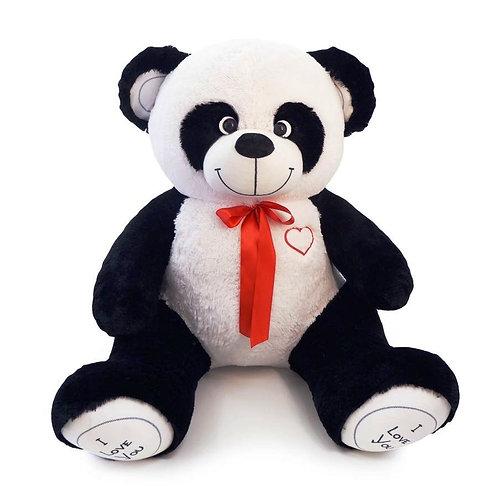 Панда Бернард 120 см.