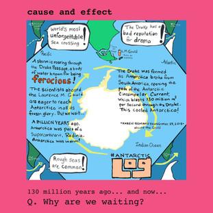 Annotated #AntarcticLog 43.jpg