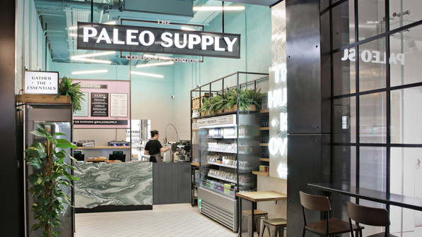 PALEO SUPPLY CO LONDON