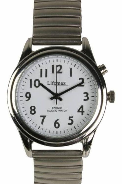 Talking Atomic Watch - Ladies - Expanding Bracelet