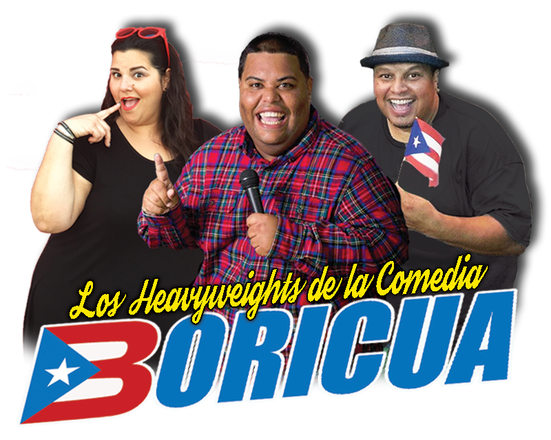 Los Heavyweights de la Comedia
