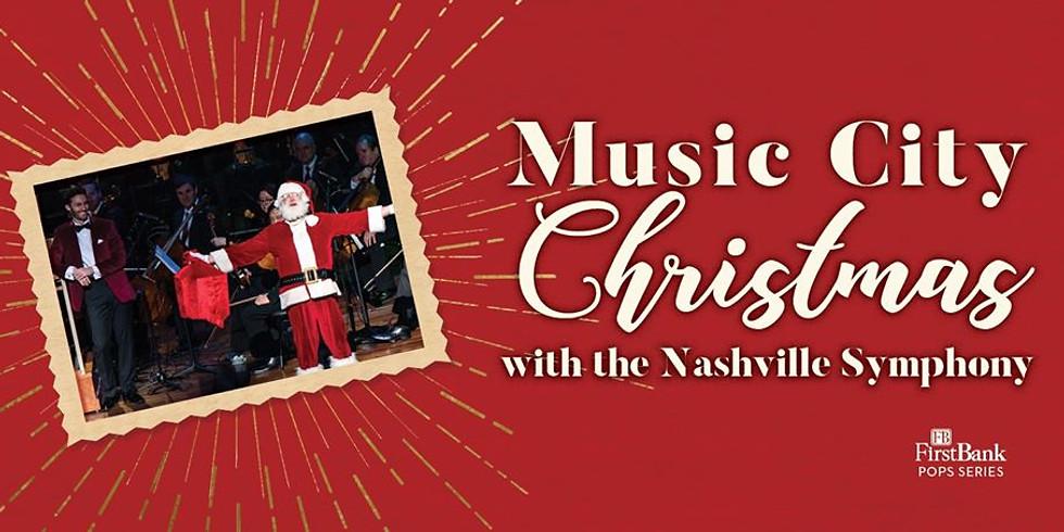 Music City Christmas with the Nashville Symphony