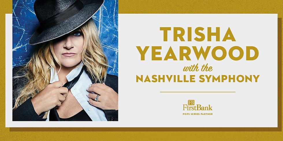 Trisha Yearwood with the Nashville Symphony