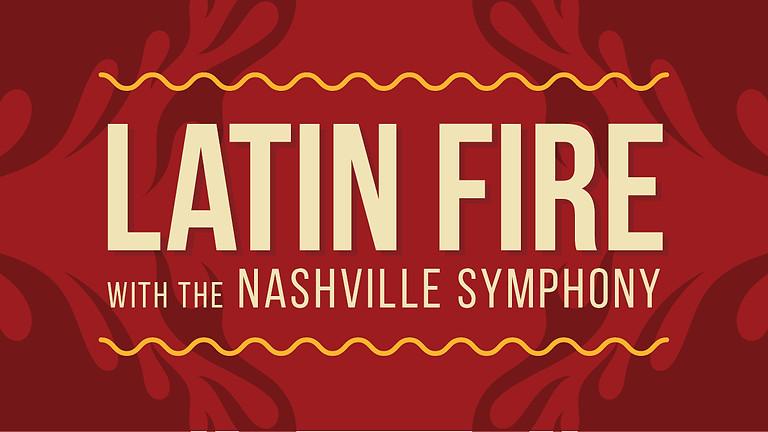 Nashville Symphony: Latin Fire