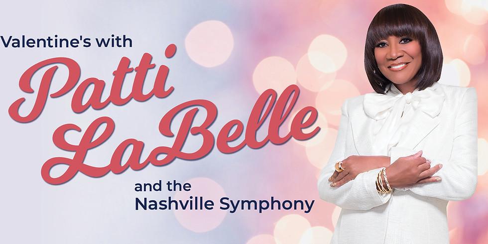 Valentine's with Patti LaBelle