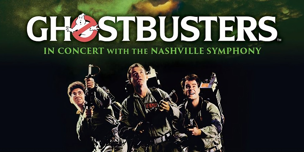 Ghostbusters with the Nashville Symphony