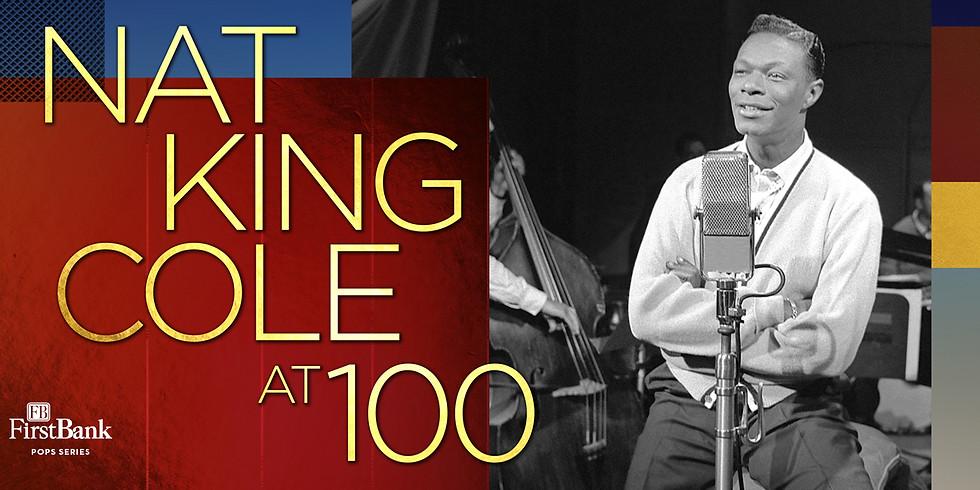 Nashville Symphony: Nat King Cole at 100