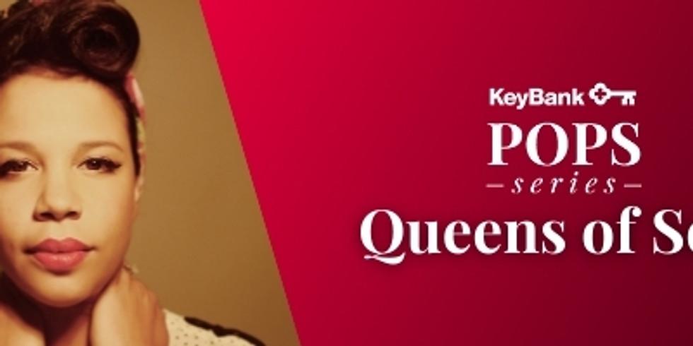Toledo Symphony: Queens of Soul