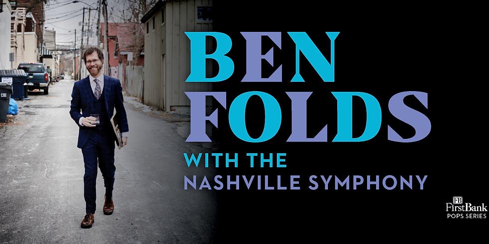 Nashville Symphony: Ben Folds