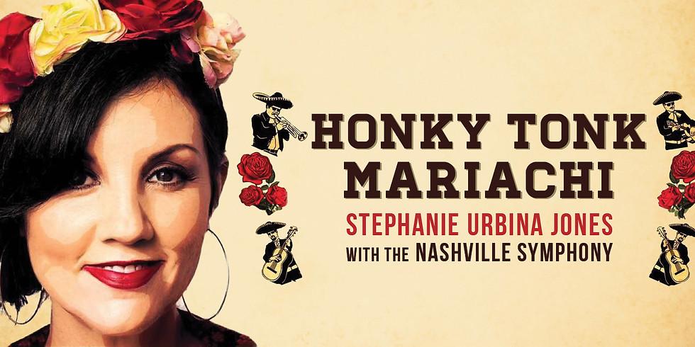 Honky Tonk Mariachi: Stephanie Urbina Jones and the Nashville Symphony