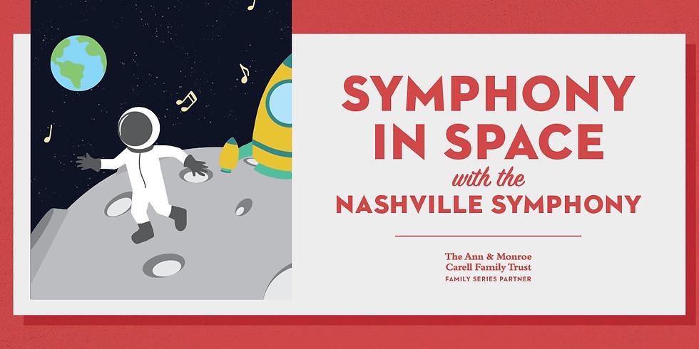 Symphony in Space with the Nashville Symphony