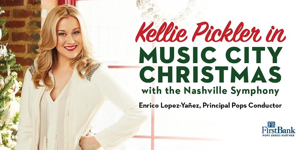 Nashville Symphony: Kellie Pickler Music City Christmas
