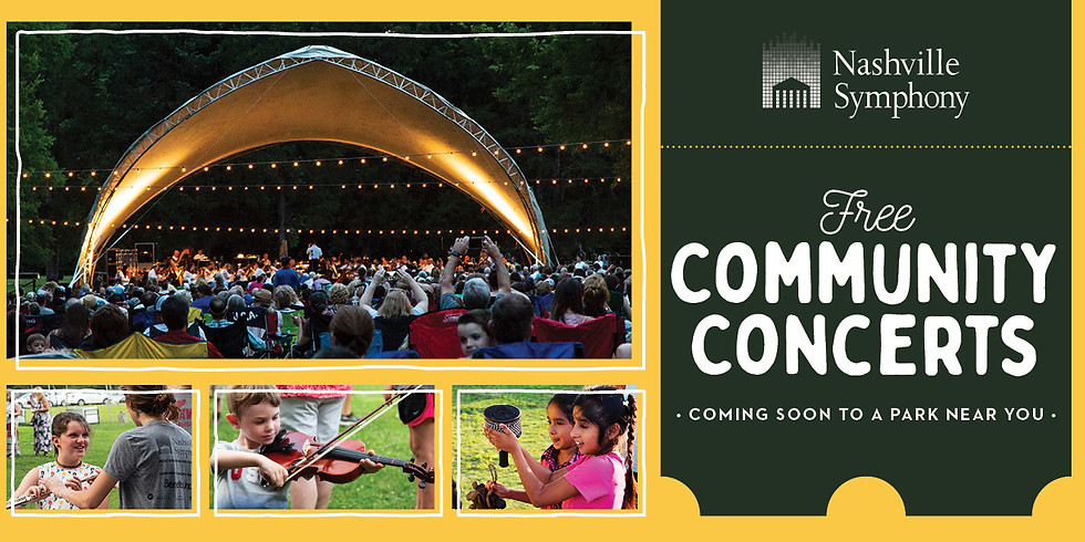 Nashville Symphony Community Concert