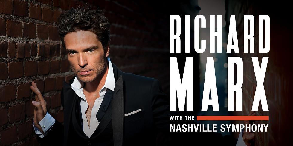 Richard Marx with the Nashville Symphony