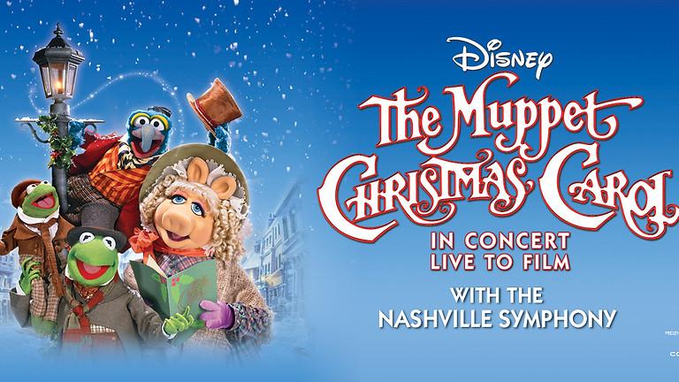 Nashville Symphony: The Muppet Christmas Carol