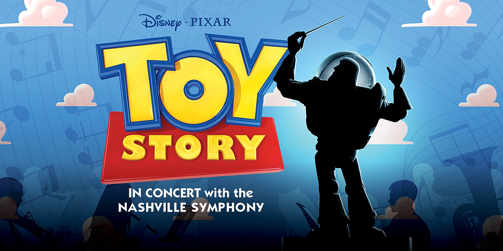 Toy Story with the Nashville Symphony