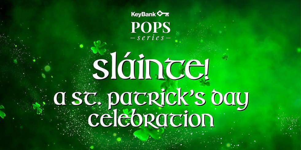 Toledo Symphony: Sláinte! A St. Patrick's Day Celebration