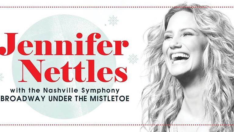 Jennifer Nettles with the Nashville Symphony