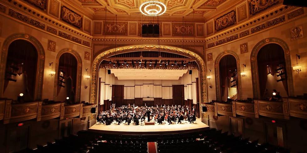 Detroit Symphony: New World Symphony ECS
