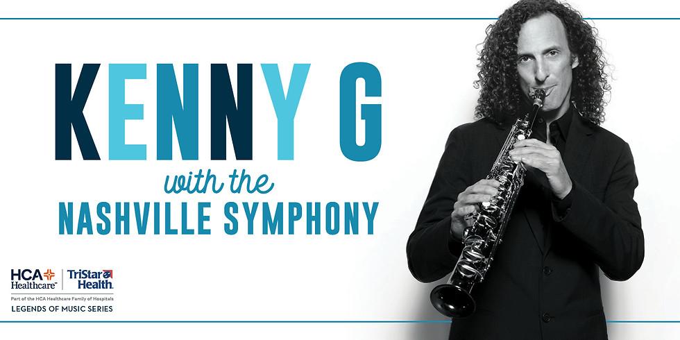 Nashville Symphony: Kenny G