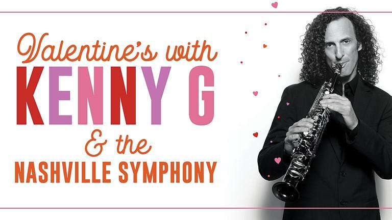 Kenny G with the Nashville Symphony