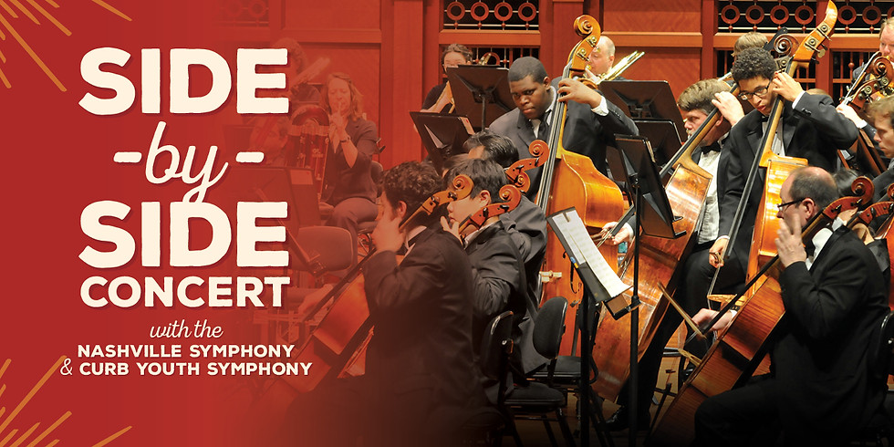 Nashville Symphony: Side-By-Side Concert