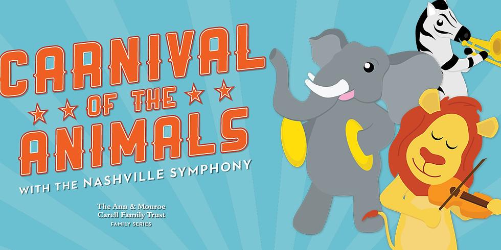 Nashville Symphony: Carnival of the Animals