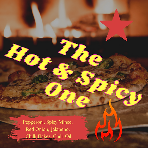 The Hot & Spicy One
