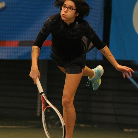 Julie Gervais : Portrait d'une Tenniswoman ardennaise