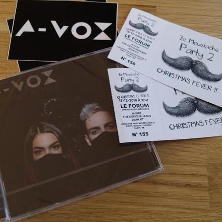 A-Vox : le duo ardennais à succès