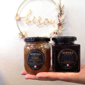 Nostra : une confiture d'antan made in Ardennes