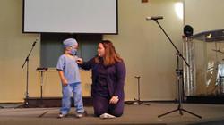 CITG Preschool boy as a Doctor