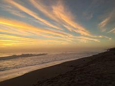 Photo of Juno Beach at sunrise