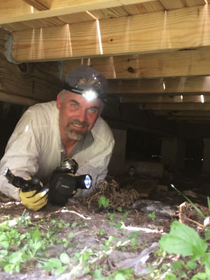 Home Inspection, Crawl Space