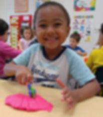 CITG Preschool - boy smiling