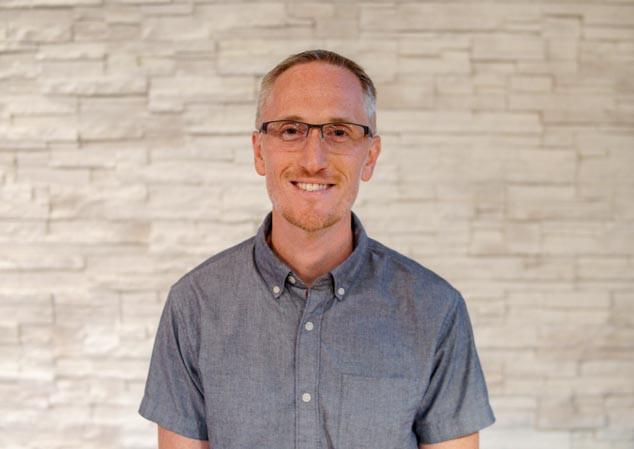 Jeremy Vencel - Executive Pastor