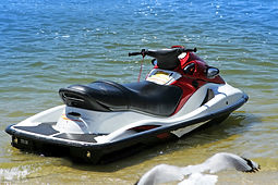 Photo of jet ski in water