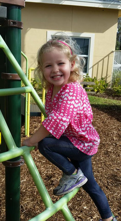 CITG Preschool Child smiling