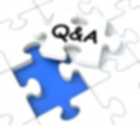 Graphic of Q&A puzzel piece