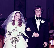 Dr. Bill and Linda Jenkins marriage photo.