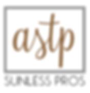 ASTP Sunless Pros logo