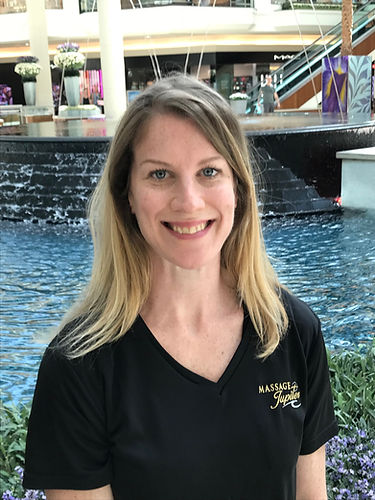 Massage Therapist Beth Colleran