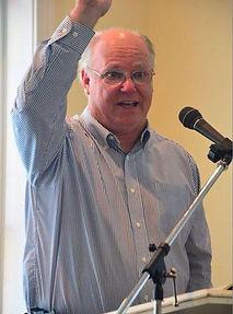 Dr. Bill Jenkins speaking