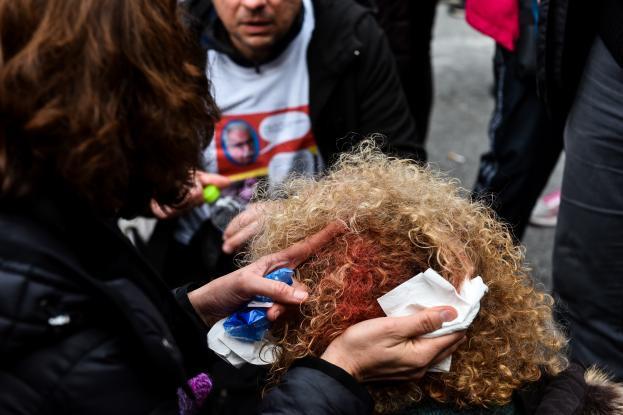 ΕΔΕ για την αστυνομική βία εναντίοντων εκπαιδευτικώνστο χθεσινό συλλαλητήριο